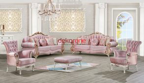 Avangard Salon Dekorasyonu Ornekleri 2