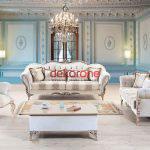 Avangard Salon Dekorasyonu Ornekleri 8
