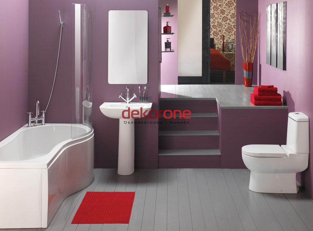 banyo dekorasyon kendin yap 5