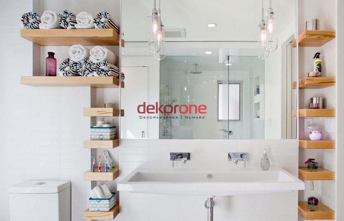 banyo dekorasyon kendin yap 7