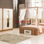 Bambu Yatak Odasi Modelleri 4