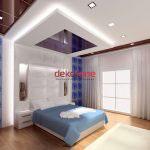 Yatak Odasi Asma Tavan