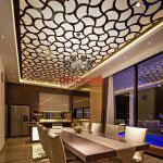 Yemek Odasi Asma Tavan