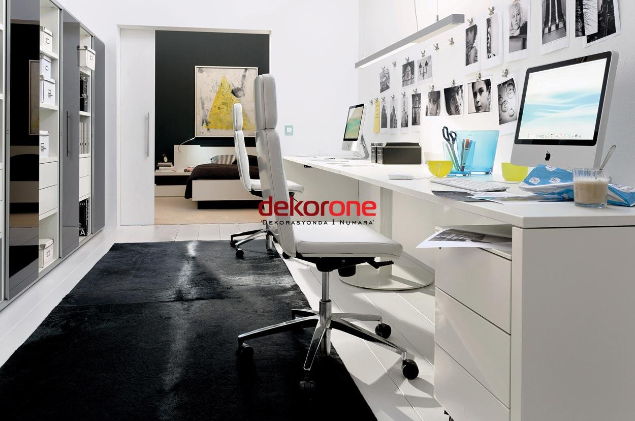 Home Ofis Dekorasyonu 1