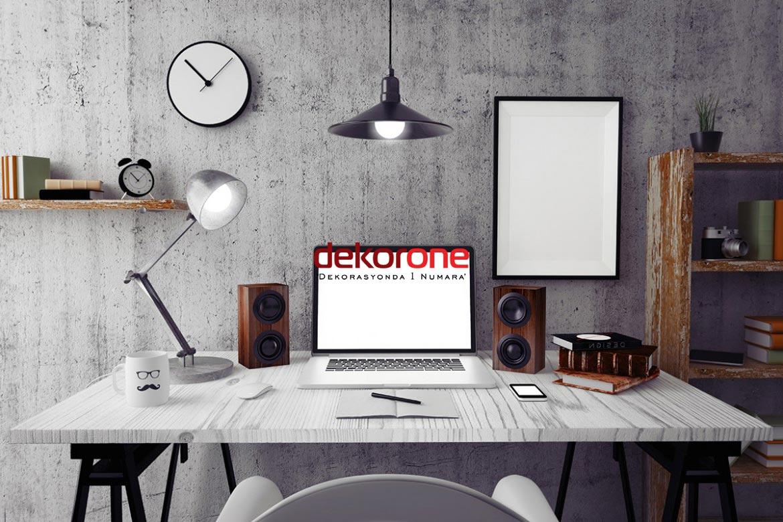 Home Ofis Dekorasyonu 3