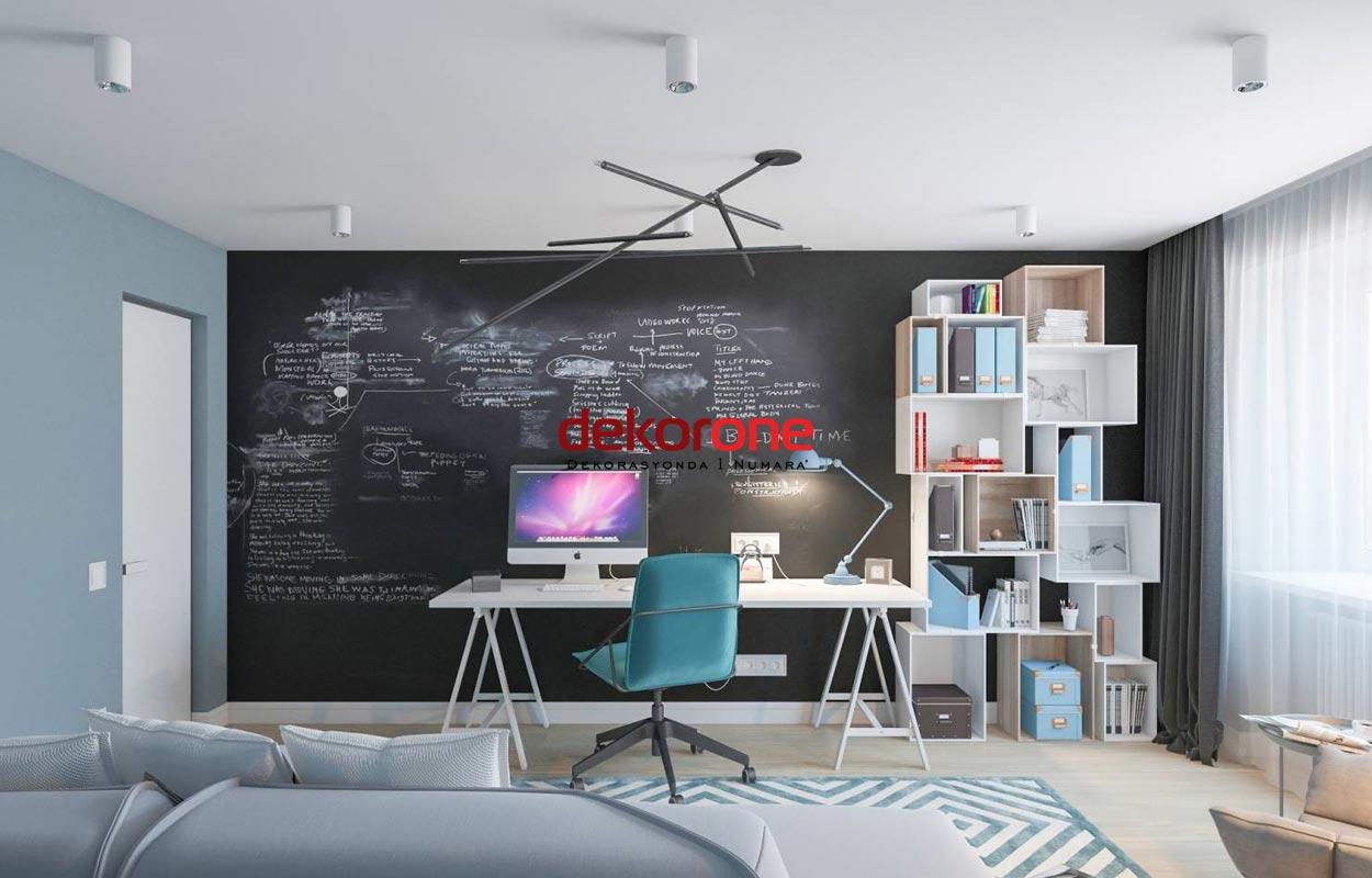 Home Ofis Dekorasyonu 5
