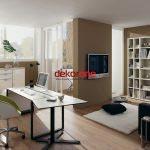 Home Ofis Dekorasyonu 6