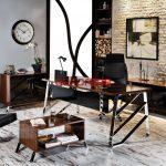 Doğal Görünümlü Ofis Dekorasyonu Modelleri