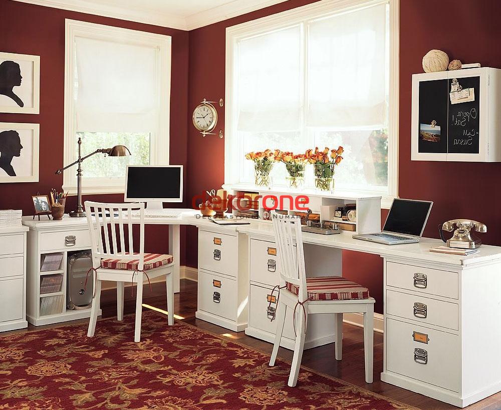 Home Ofis Klasik Çalışma Odası Önerileri