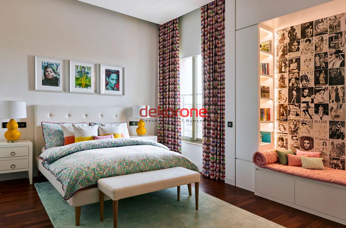 Klasik Yatak Odası Dekorasyon Modelleri