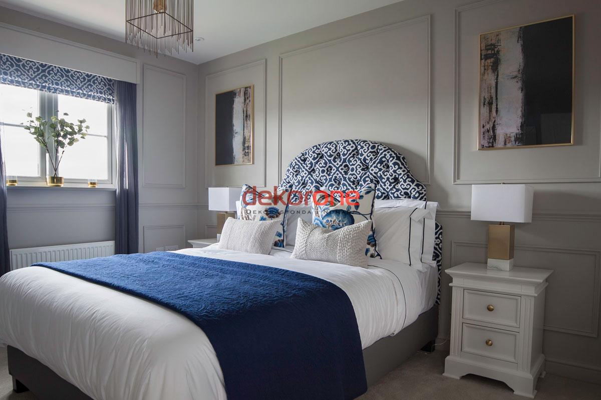 Küçük Yatak Odaları İçin Dekorasyon Önerileri