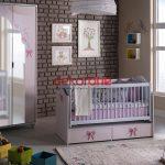 Modern Kız Bebek Odası Fikirleri