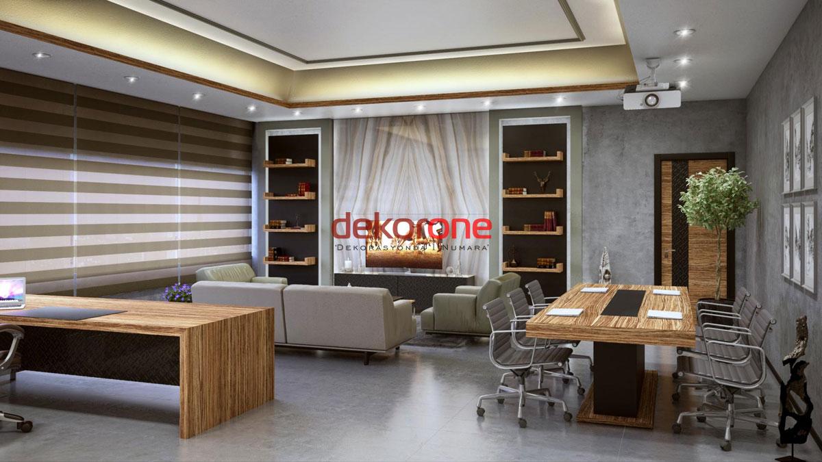 Modern Ofis Dekorasyonu Örnekleri