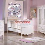 Mor Renk Bebek Odası Dekorasyon Önerileri