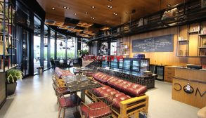 Retro Cafe Dekorasyonu Modelleri