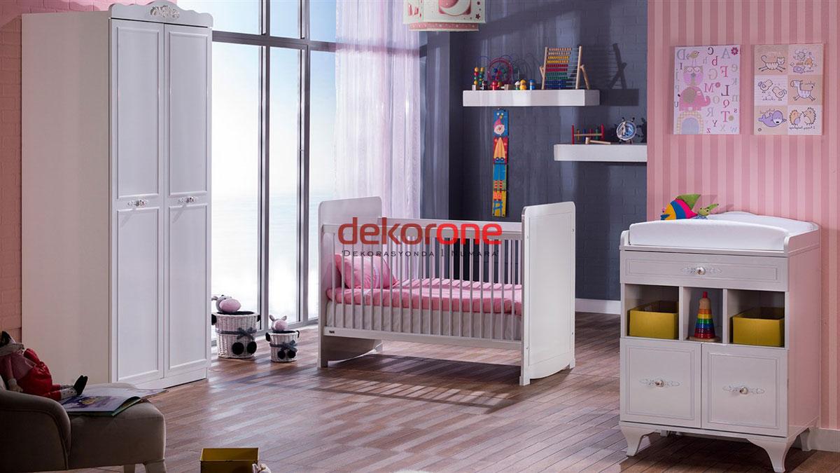 Romantik Bebek Odası Dekorasyon Önerileri