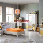 Turuncu Çocuk odası Dekorasyon Önerileri