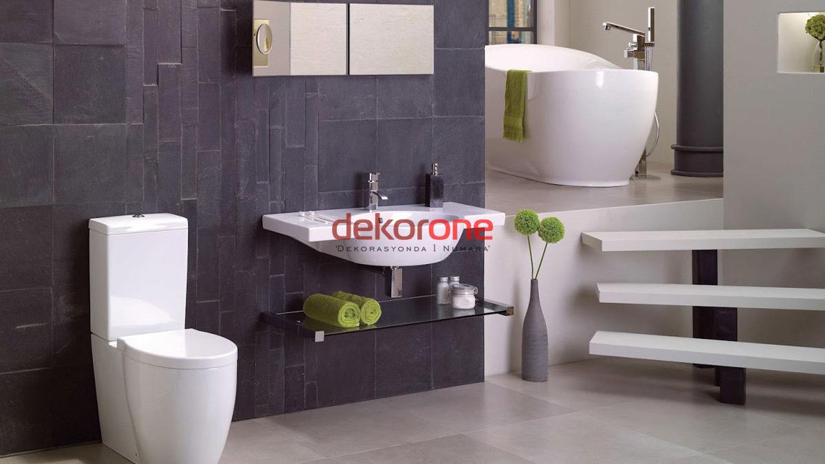 Yeni Trend Banyo Dekorasyonu Fikirleri