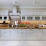 Beyaz Mobilya Mutfak Dekorasyonu