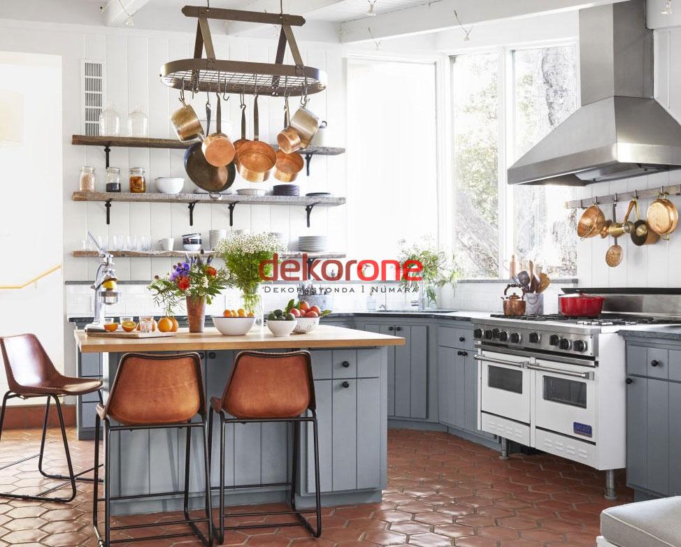 Klasik Mutfak Dekorasyon Önerileri