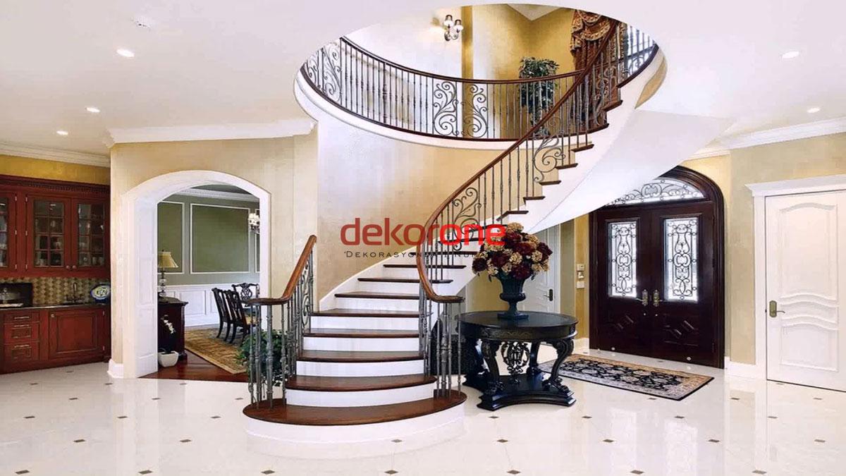 Villa Koridor ve Antre Tasarımı